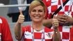 كيتاروفيتش رئيسة كرواتيا