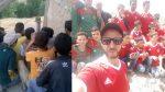 لاعبوا المنتخب المغربي