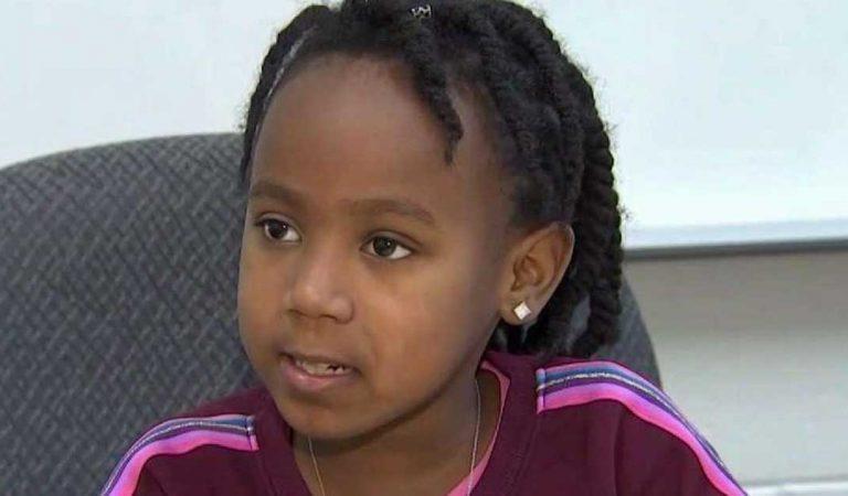تجمع هذه الطفلة ذات 7 سنوات المال لتساعدة زملائها الذين لا يستطيعون شراء وجبة غداء في المدرسة