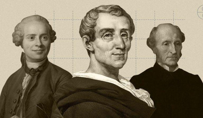 الطريق إلى الديمقراطية: كيف شكل ثلاثة من أهم المفكرين النظام السياسي الذي نعرفه