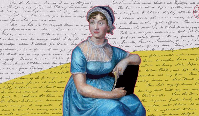 سيدة الأدب البريطاني الروائية جين أوستن