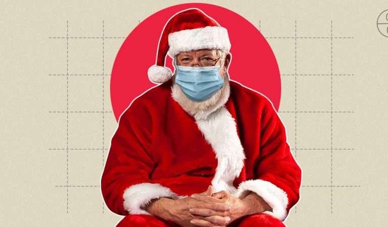 وفاة 18 شخصاً في دار مسنين بعد زيارة بابا نويل مصاب بكورونا