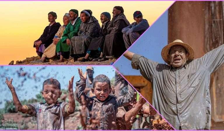 رَواء مبادرة تسقي سكان المغرب العميق ماءً والمتطوعين رضاً وحمداً
