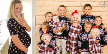 أم أمريكية تنجب 11 طفلا